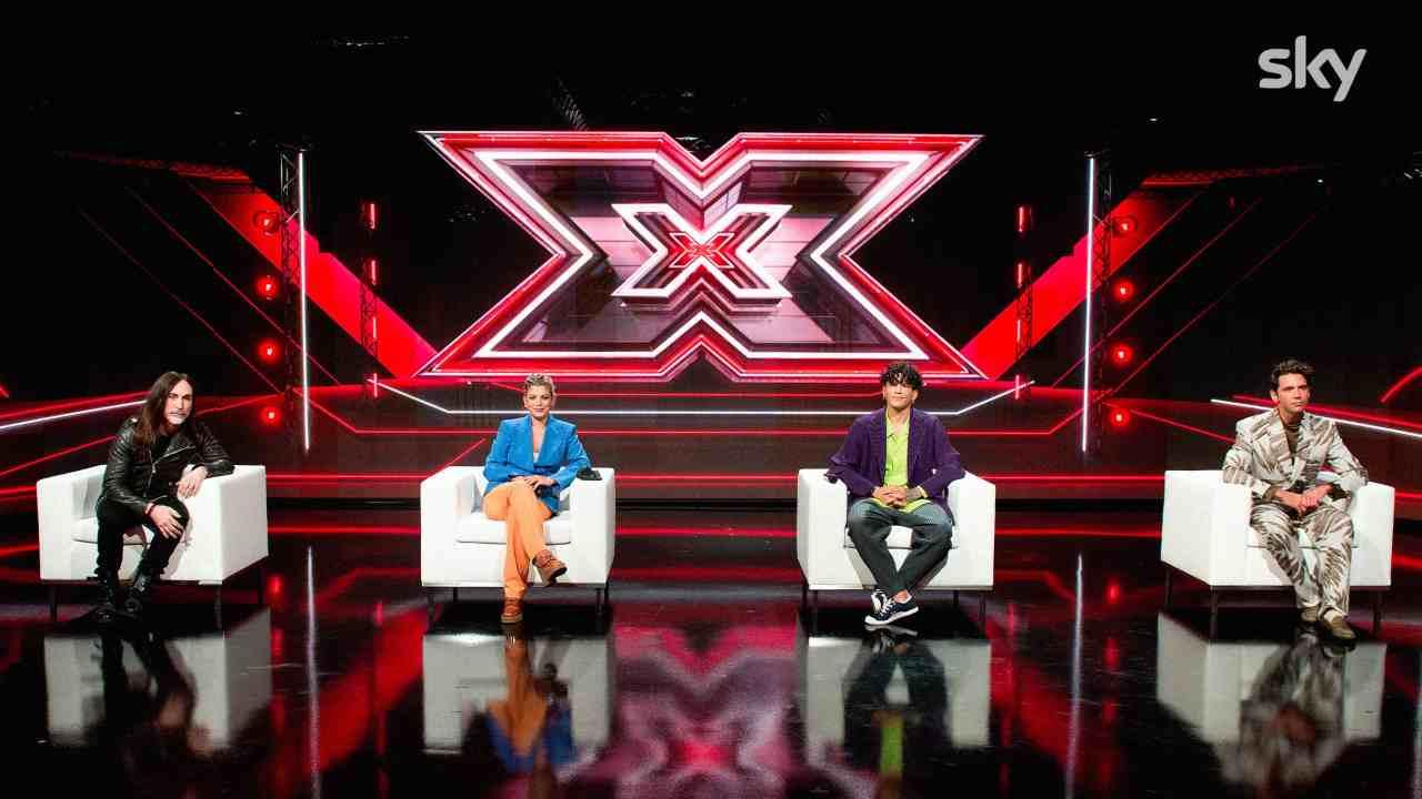 X Factor 2021 giuria