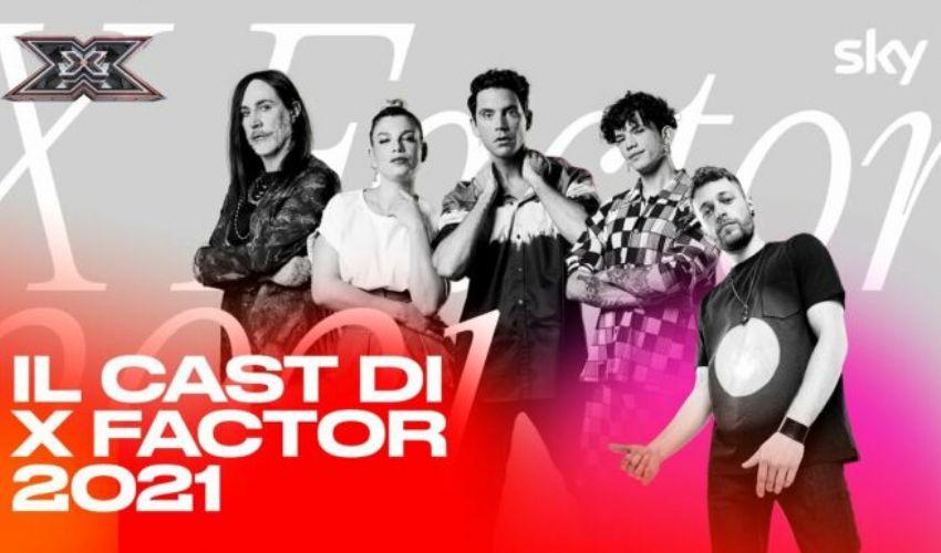 X Factor 2021 novità