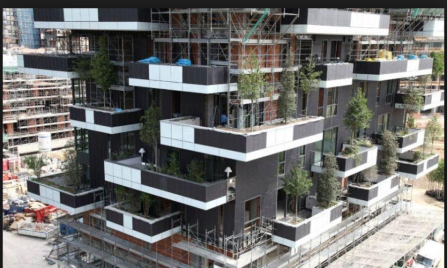 Skyline architetti per milano su sky arte il bosco verticale for Bosco verticale architetto