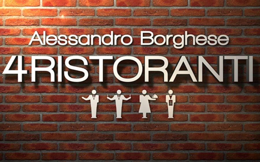 4 Ristoranti Logo