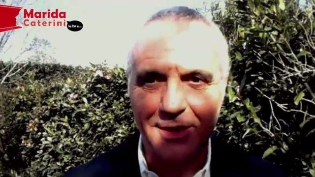 Domenica in puntata 17 novembre - Giorgio Panariello