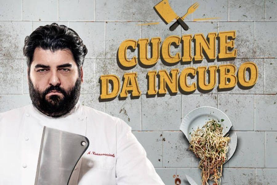Cucine da incubo dal 27 marzo con chef cannavacciuolo sul canale nove - Cucine da incubo stagione 5 ...