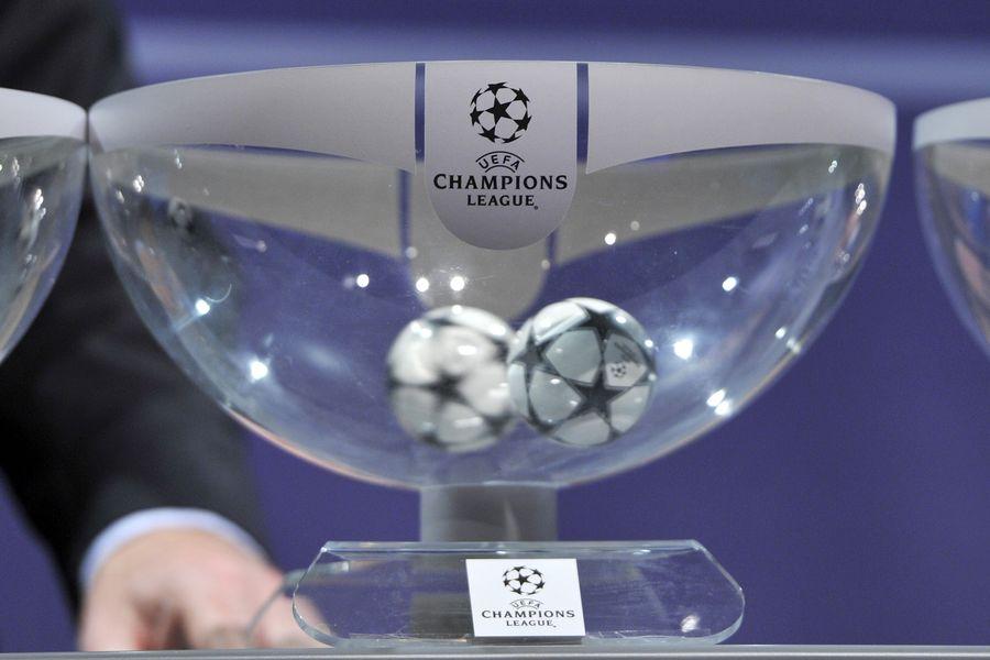 Champions League Europa League sorteggi