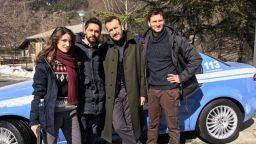 Rocco Schiavone 3 - cast