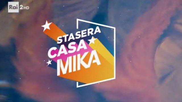 Stasera CasaMika, arriva Luciana Littizzetto