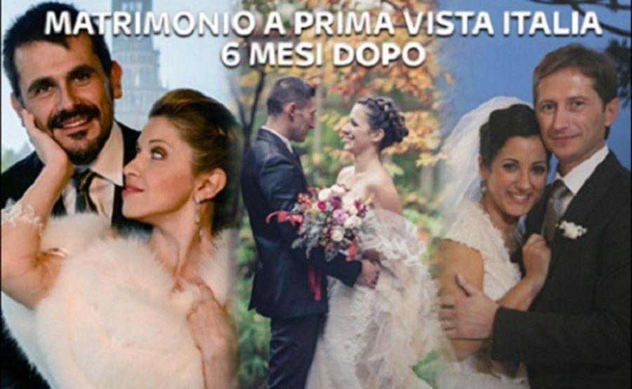 Matrimonio In Prima Vista : Si sposano a matrimonio a prima vista e poi chiedono l