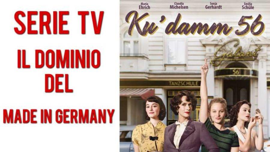 I film dell estate 2017 il monopolio della germania for Il film della cabina 2017