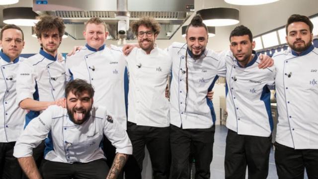 Cracco e il nuovo Hell's Kitchen: