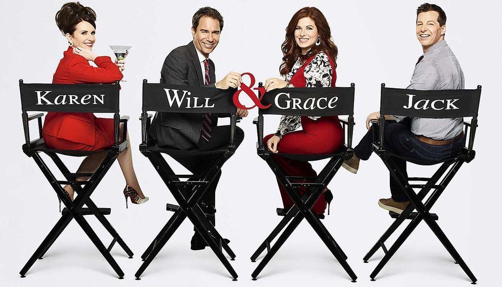 Will & Grace debutta in Italia: da stasera la nona stagione…