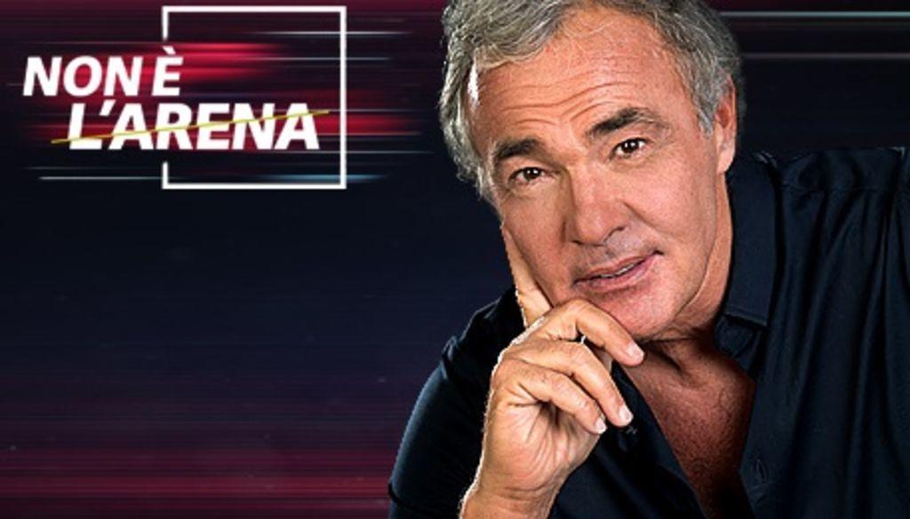 Non è L'Arena 1 dicembre - Massimo Giletti