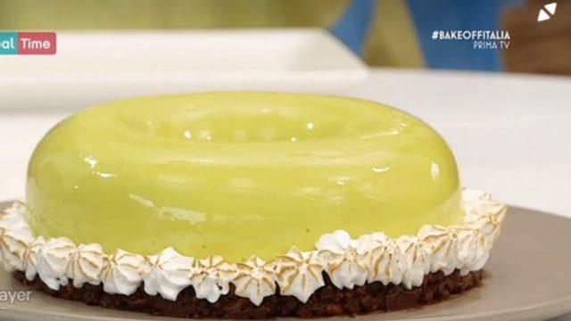 Bake off italia 5 dolci in forno semifinale 24 novembre fuori benedetta - Glassa a specchio knam ...