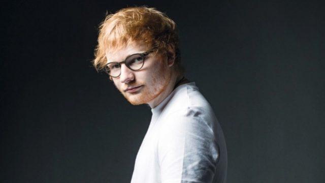 Ascolti su Spotify: è Ed Sheeran il