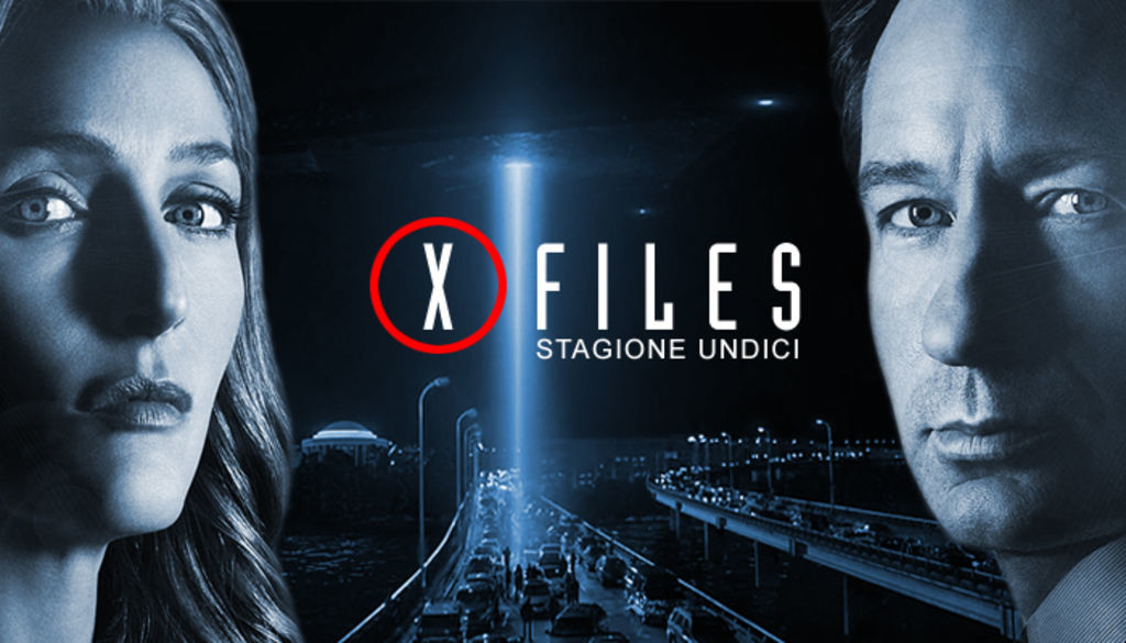 Risultati immagini per x file undicesima stagione