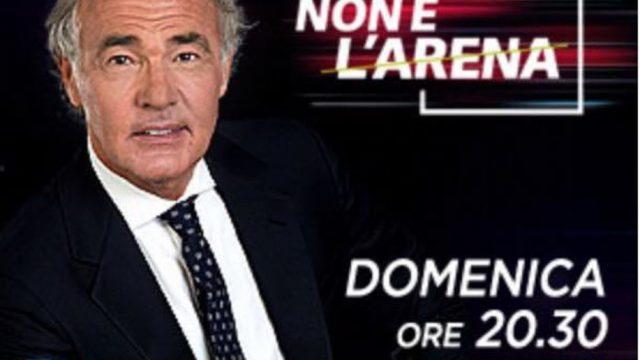 Non è L'Arena 24 novembre - anticipazioni puntata focus Venezia