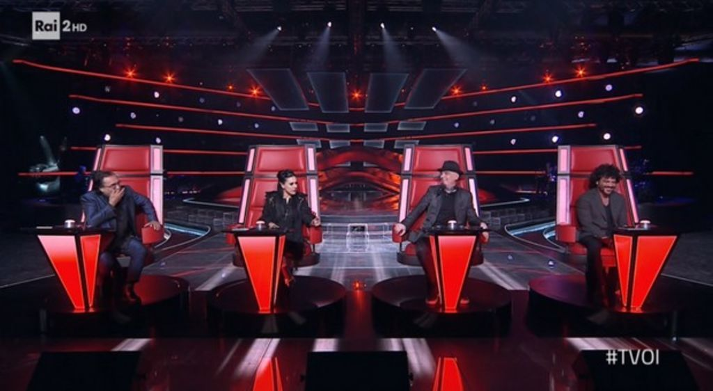 The Voice of Italy 5 recensione