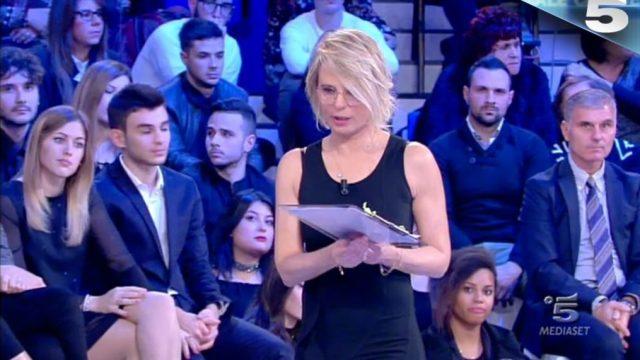 Adrian show 14 novembre - Maria De Filippi