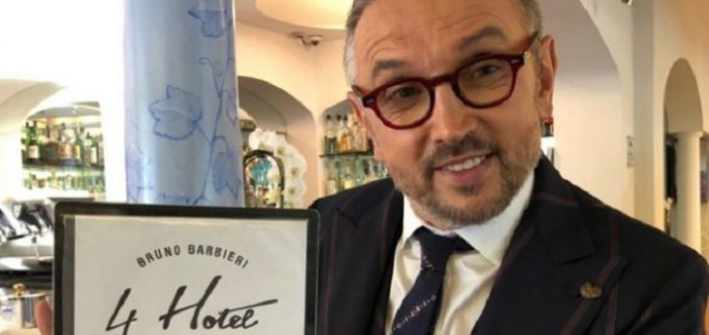 Stasera in tv 1 dicembre 2019 - Bruno Barbieri 4 Hotel