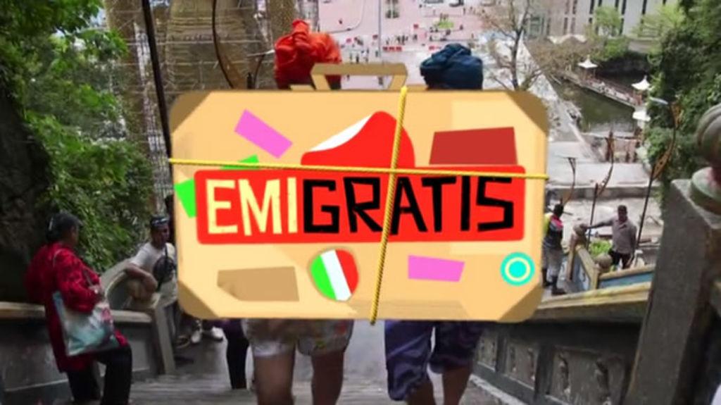 Emigratis 3 replica 11 maggio