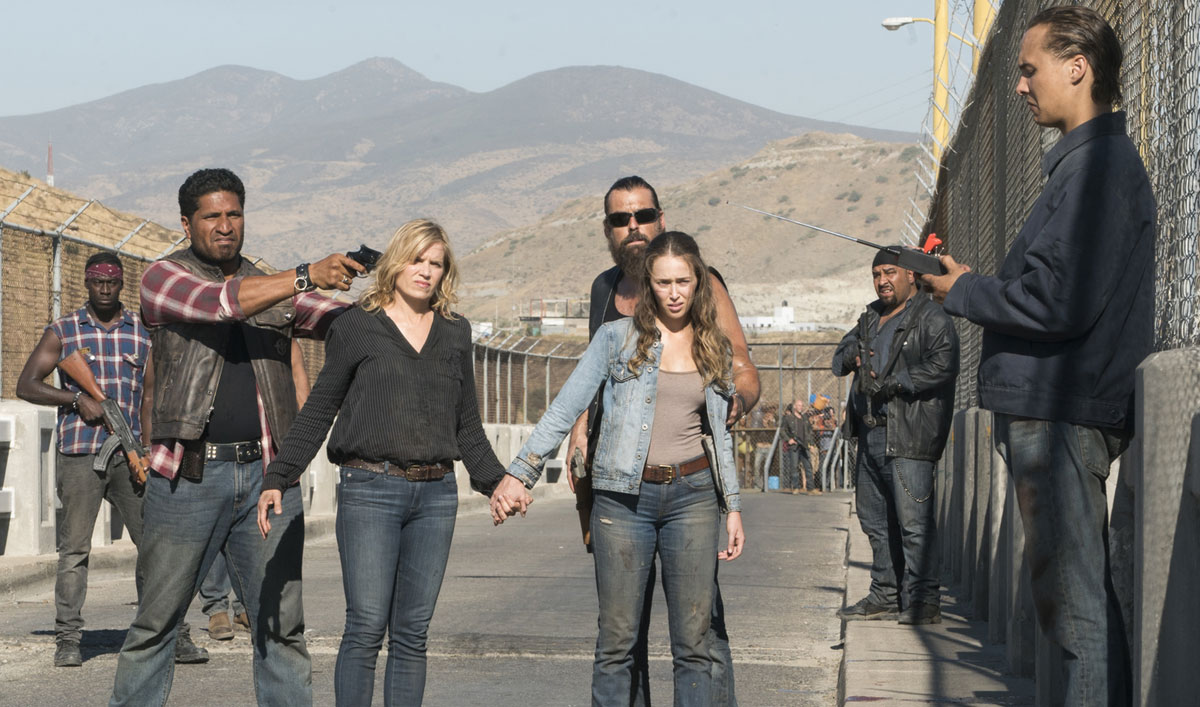 Fear The Walking Dead 4 | dal 30 aprile su MTV – Marida Caterini