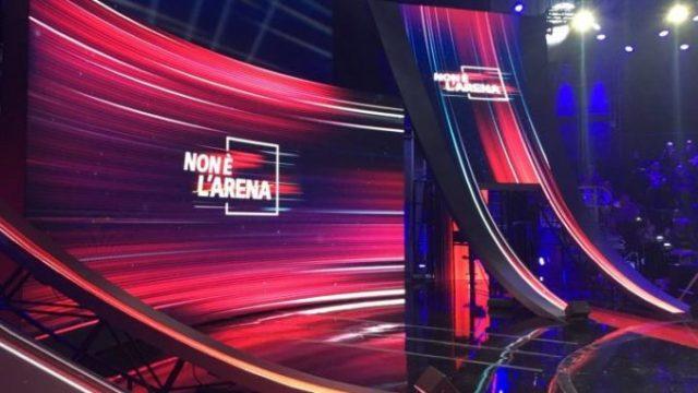 Stasera in tv 19 gennaio 2020 Non è L'Arena