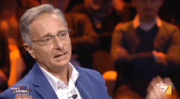 Domenica in 1 dicembre - Paolo Bonolis qui ospite di Non è L'Arena