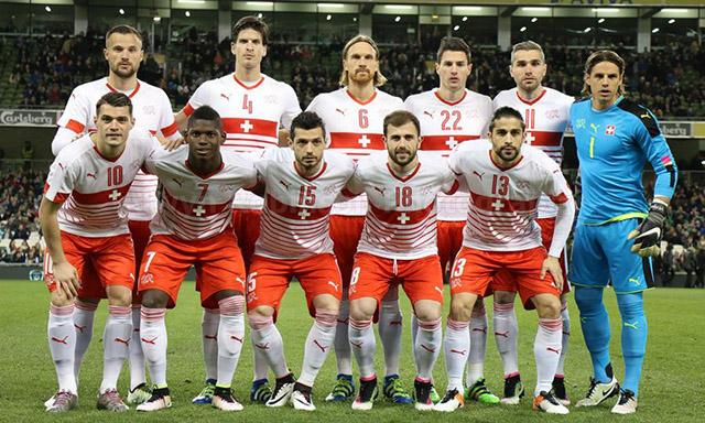 Spagna - Svizzera