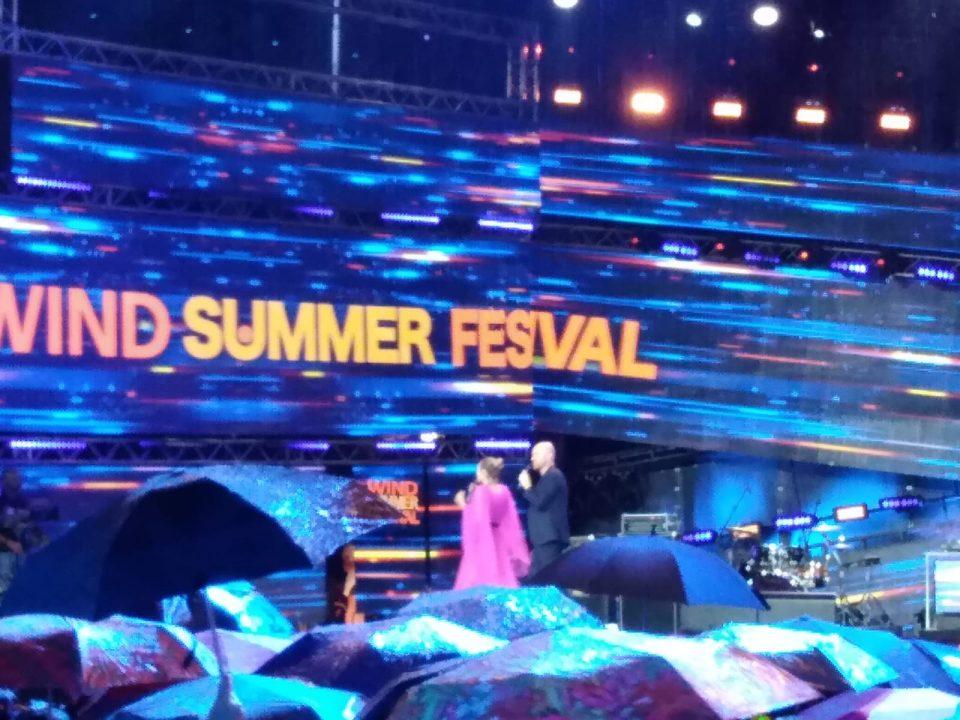 wind summer festival 2018 ultima serata 25 giugno a