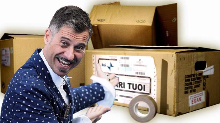 Affari tuoi rai 1 recupera il gioco dei pacchi nel 2019 - Gioco da tavolo affari tuoi ...