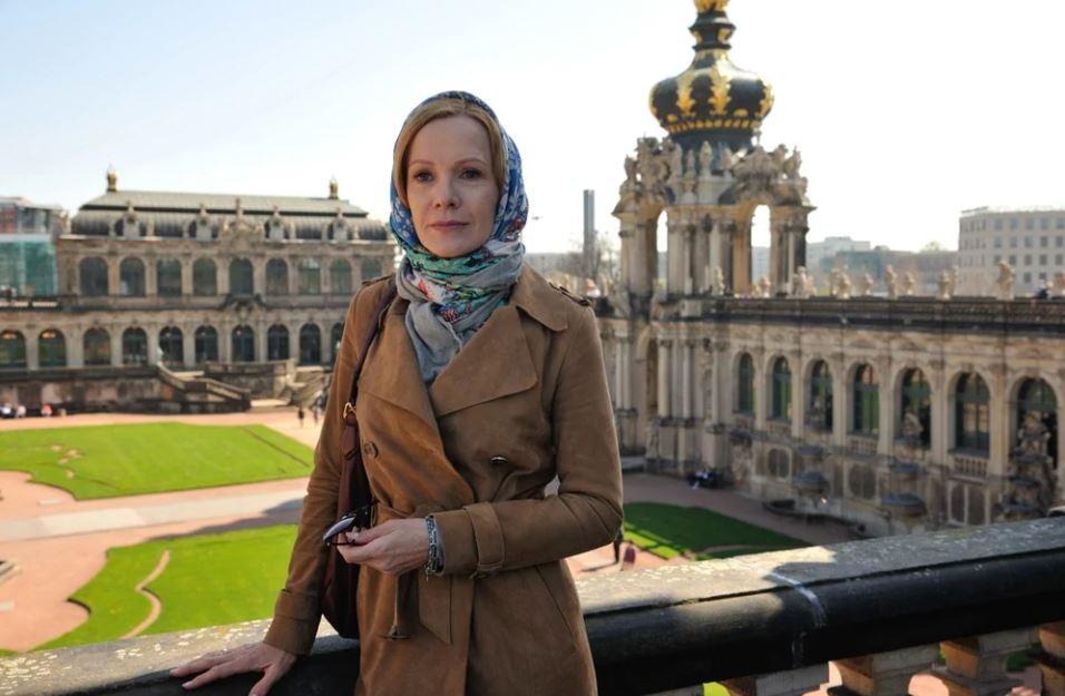 Anna e il Re di Dresda film finale