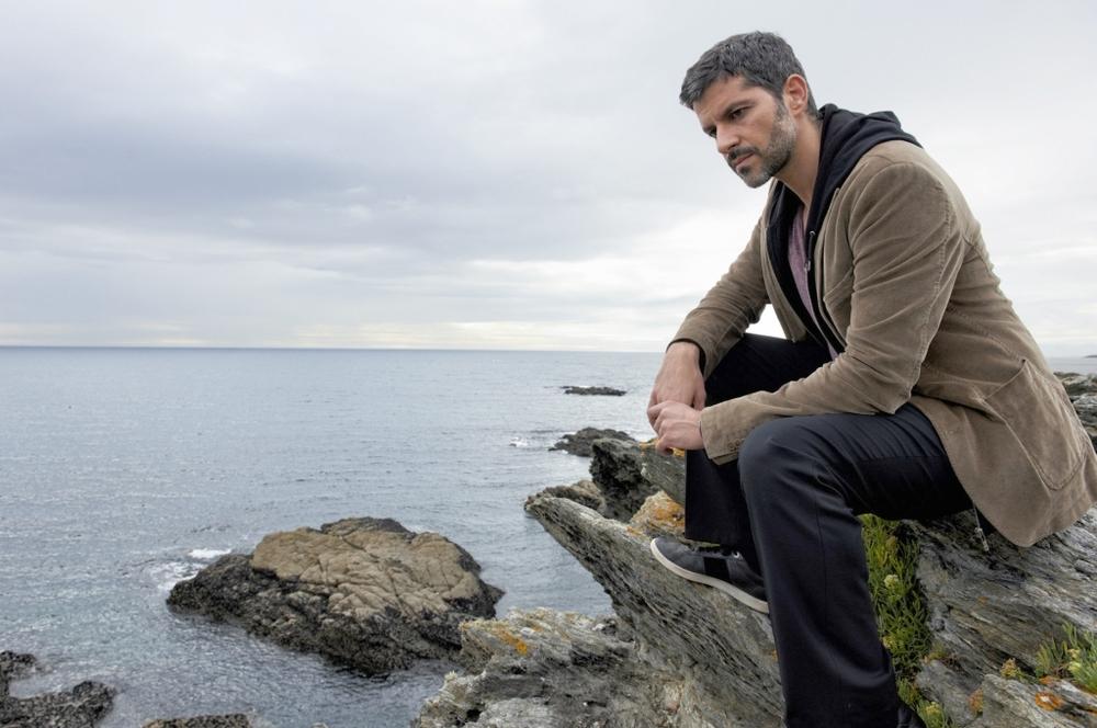 Il commissario Dupin Natura morta in riva al mare dove è girato