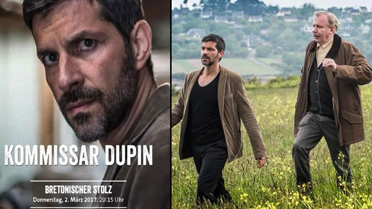 Il Commissario Dupin: Alta Marea Rai 2