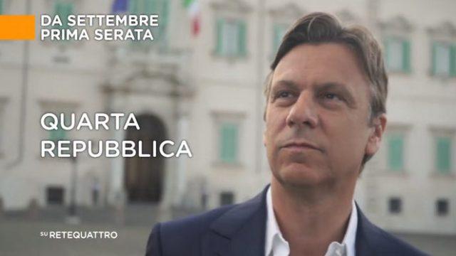 Nicola Porro dedica ampio spazio al tema dell'ambiente
