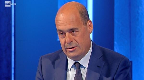 Coronavirus sospeso Porta a porta dopo puntata con Nicola Zingaretti