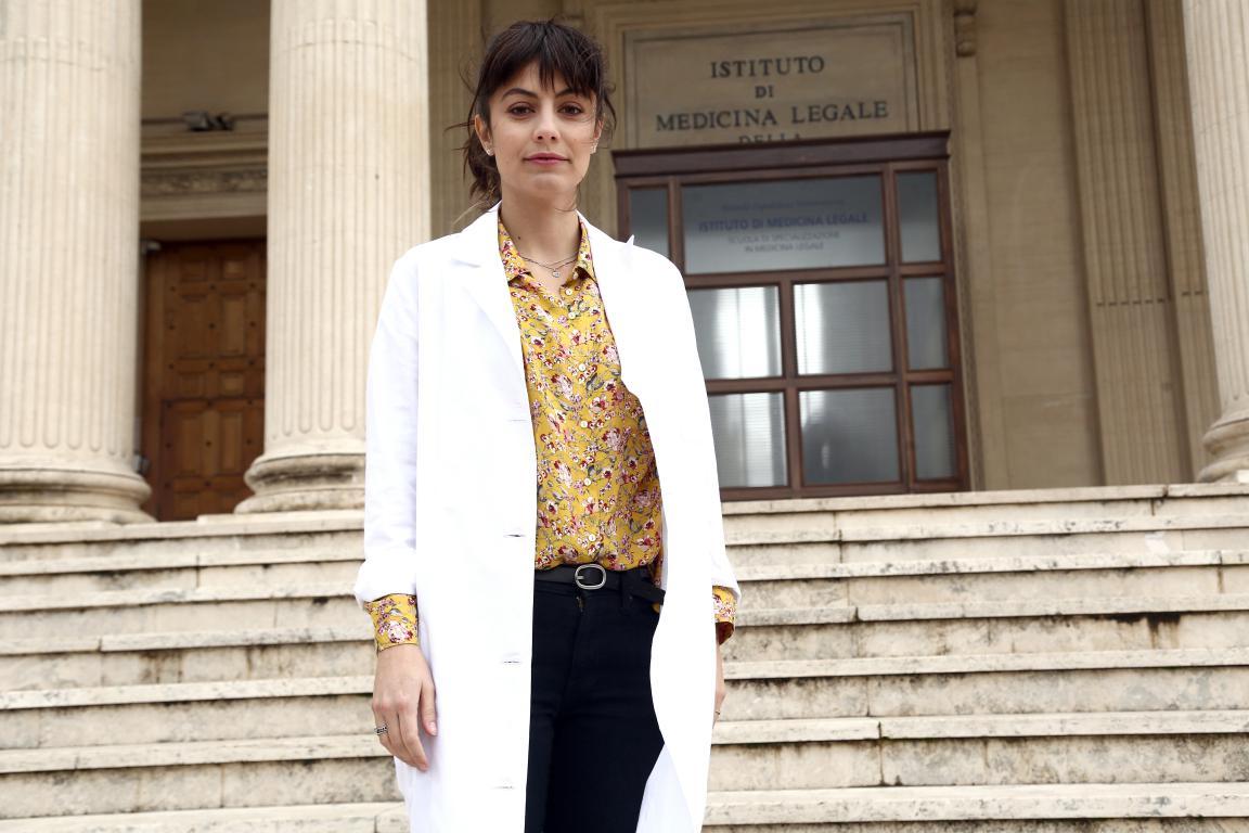 L'allieva 3 prima puntata Alessandra Mastronardi