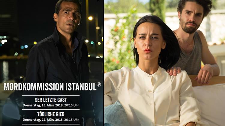 Squadra Omicidi Istanbul: Costruzioni pericolose