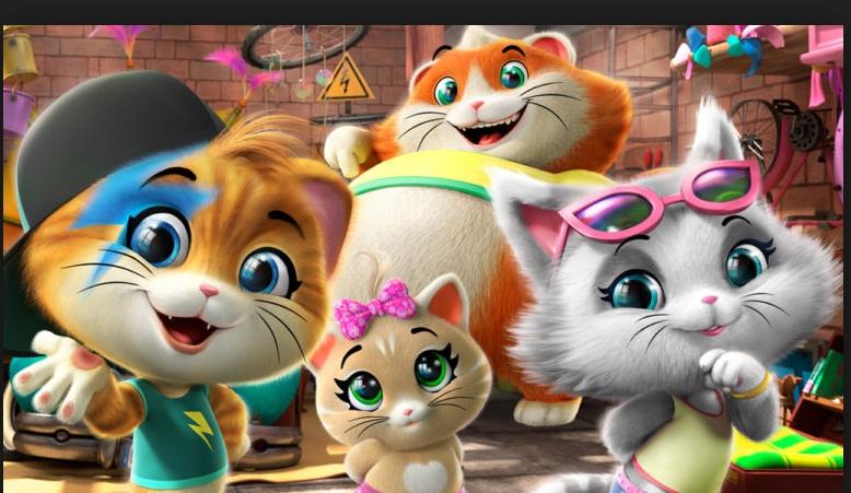 Iginio straffi dopo la serie animata 44 gatti arriva lottava