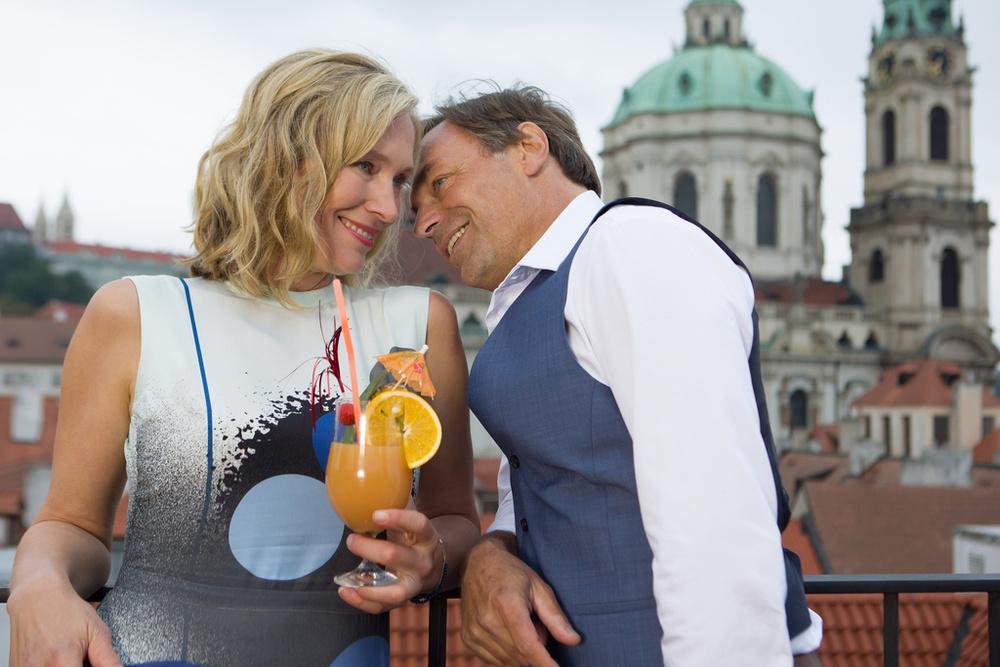 Un'estate a Praga su Rai Premium - trama, cast e finale