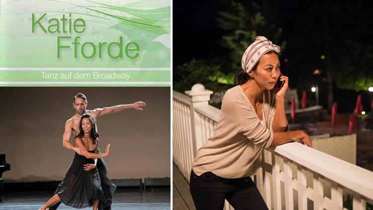 Katie Fforde: Danzando a Broadway