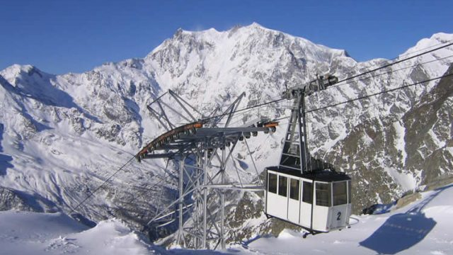 Linea Bianca puntata 4 gennaio montagna