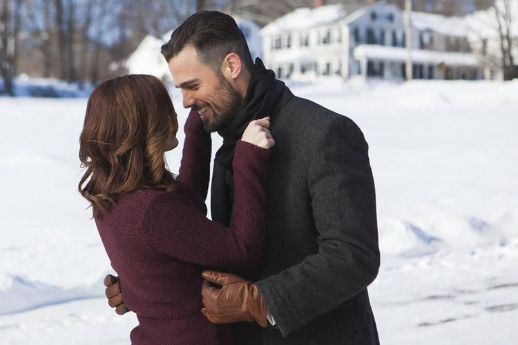 Lo spirito del Natale film storia d'amore
