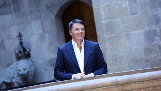 Piazzapulita puntata 28 novembre Matteo Renzi