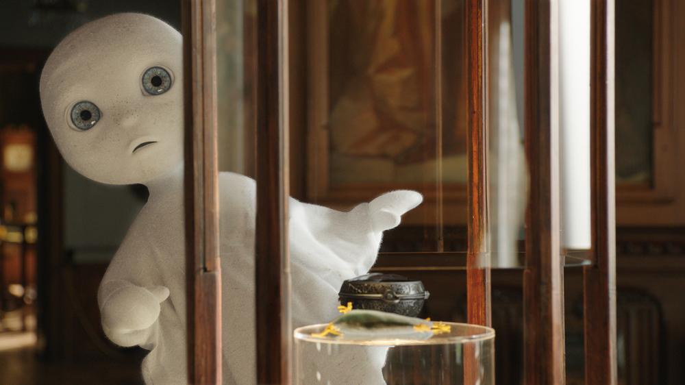 Un fantasma per amico Rai 2