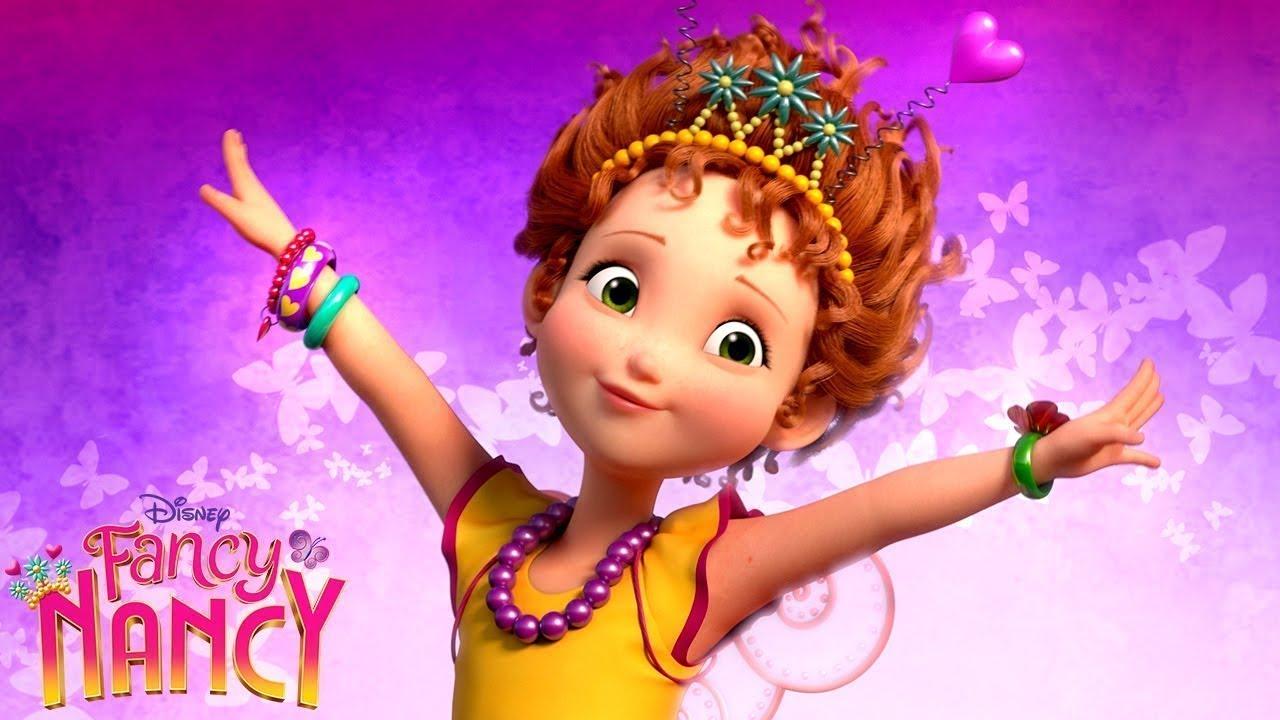 Fancy Nancy Clancy La Nuova Serie Animata Di Disney Junior