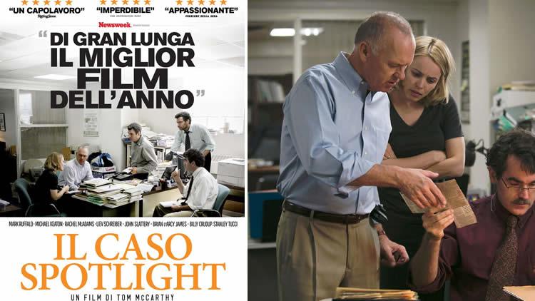 Il caso Spotlight film