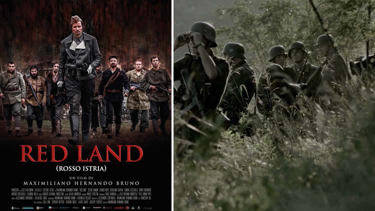 Red Land Rosso Istria Rai Movie