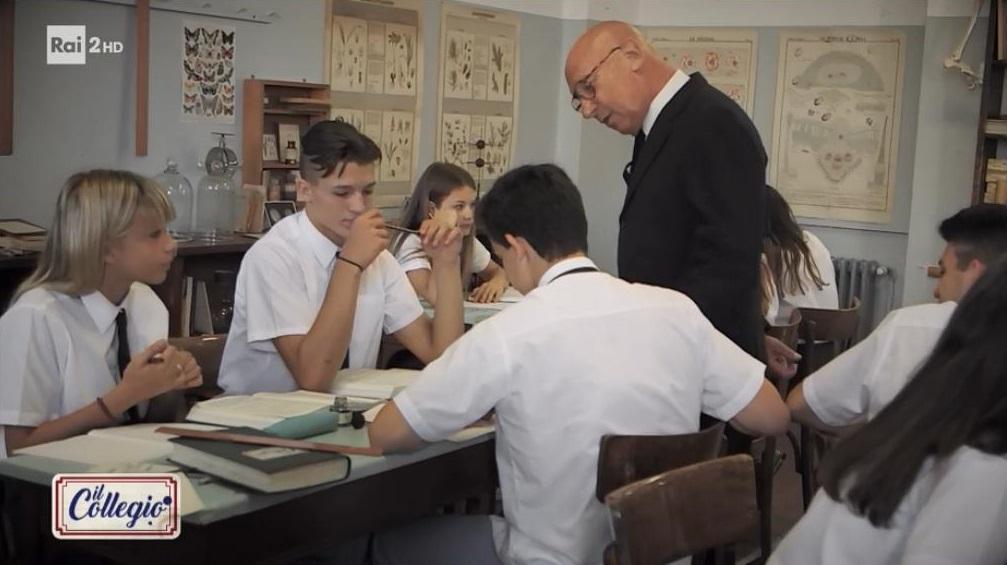 Il Collegio 3: Matias E Gabriele A Rischio