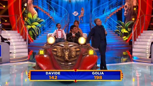 Ciao Darwin 8 replica 25 aprile La macchina del tempo
