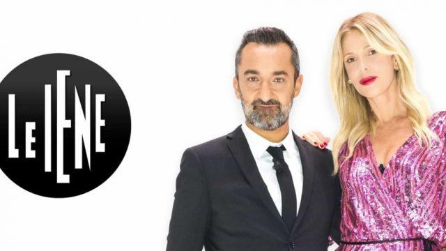 I conduttori di Le iene show al martedì Alessia Marcuzzi