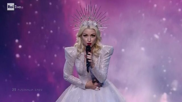 Eurovision Song Contest 2019 finale australia
