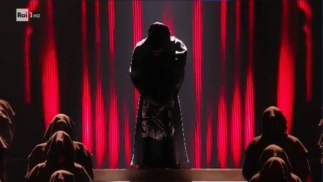 Eurovision Song Contest 2019 finale esibizione madonna